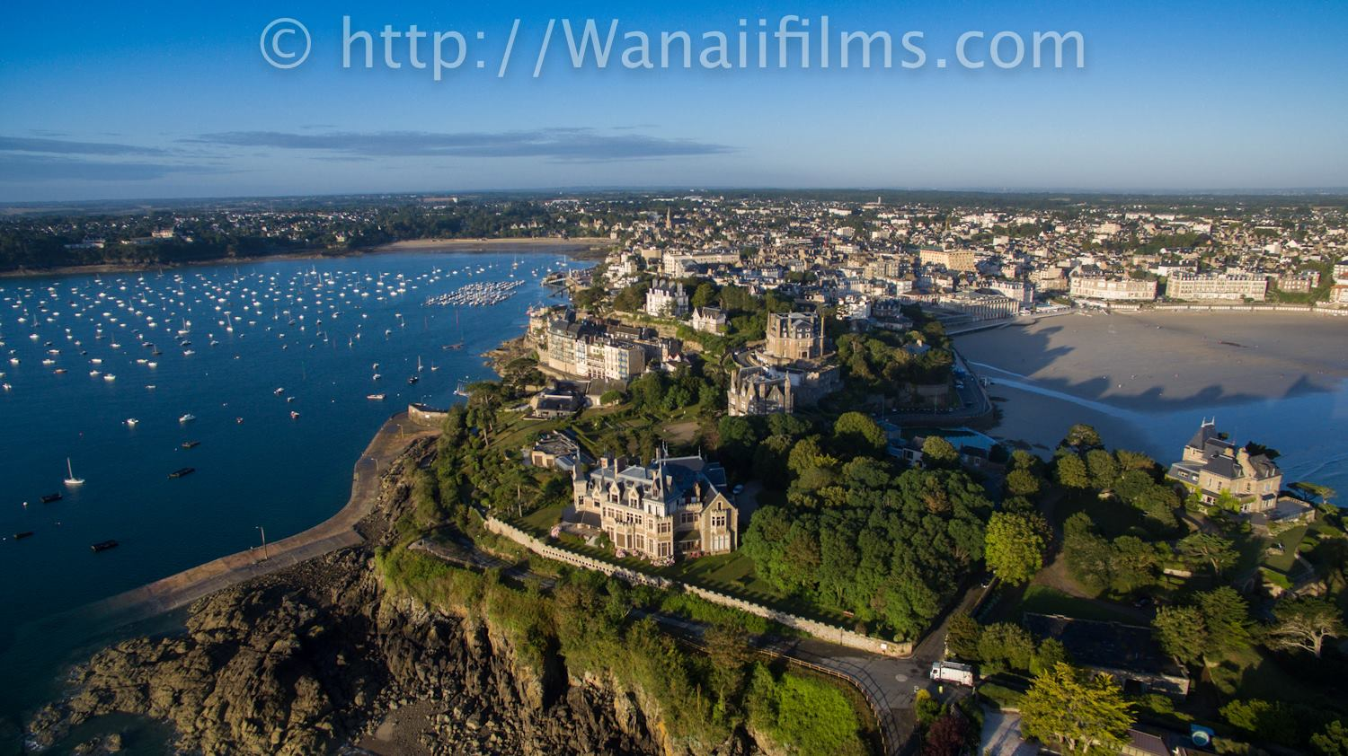 Film Promotionnel Ville de Dinard (35)